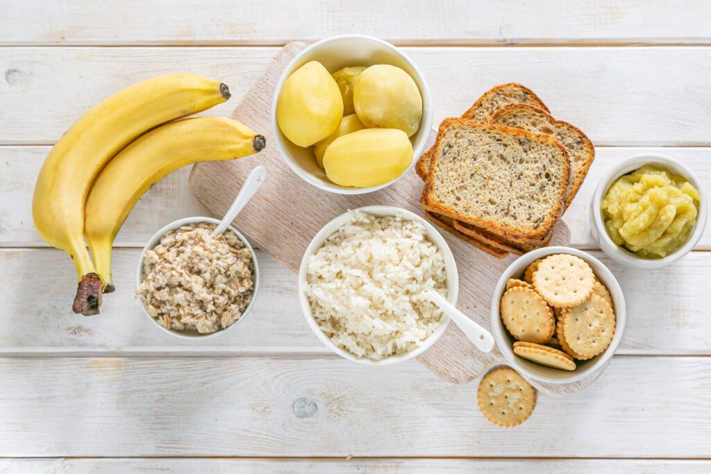 С какво да се храним при диария